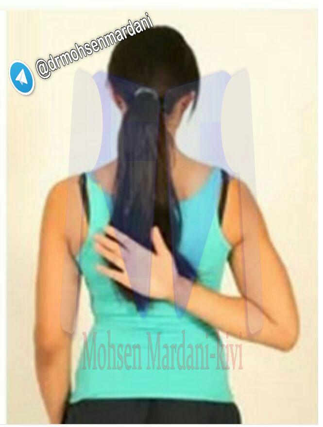 نرمش برای التهاب تاندون شانه