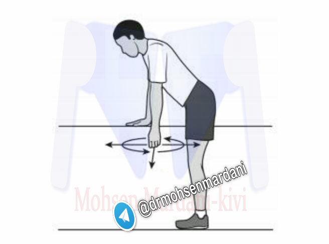نرمش برای التهاب و درد شانه